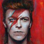 ojos de David Bowie