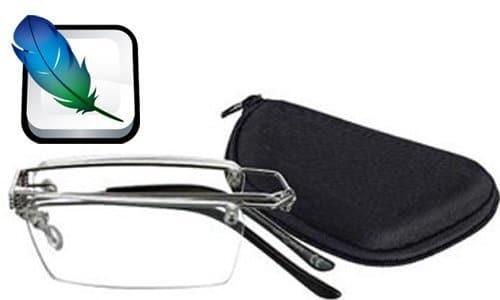 Gafas Plegables de estilo Vanguardista