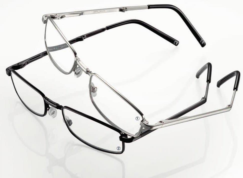 Gafas Plegables en Tres