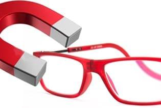 Nuevas Gafas Magnéticas