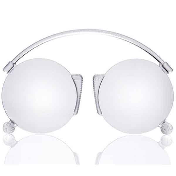 Gafas pequeñas SOS creadas por Nannini para llevarlas siempre en el bolsillo.