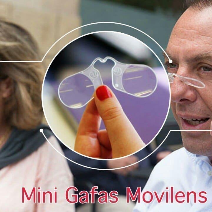 Mini gafas Pocket nueva versión.