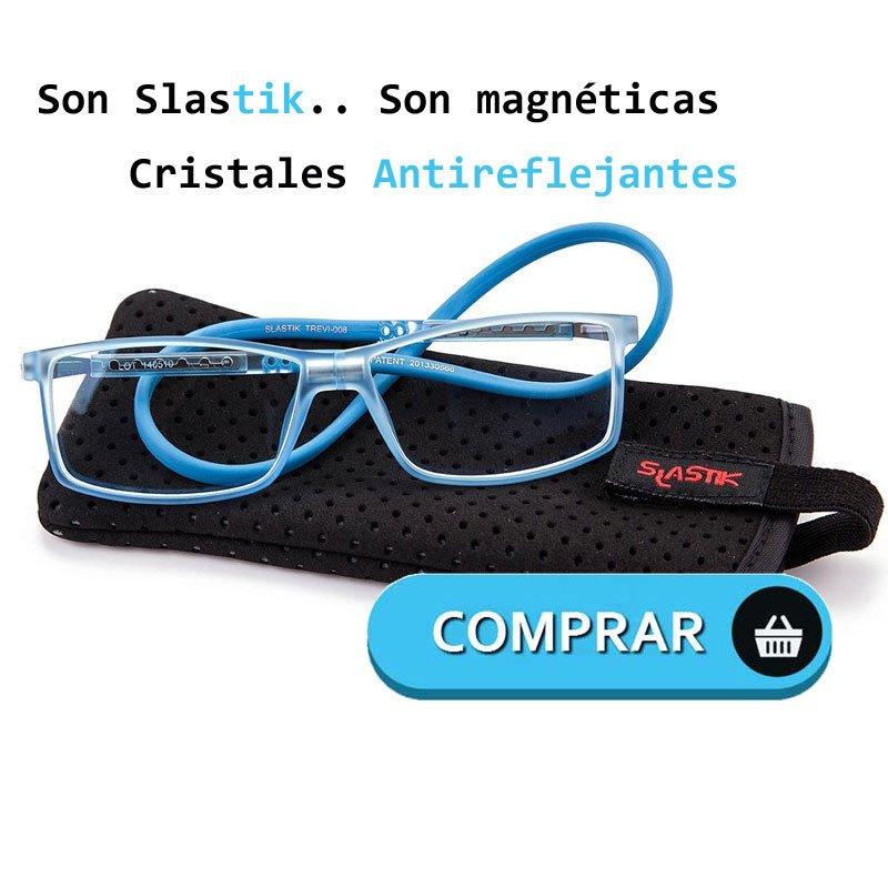 gafas con antireflejante
