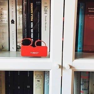 gafas de lectura pequeñas