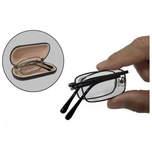 las gafas que puedes guardar en un bolsillo