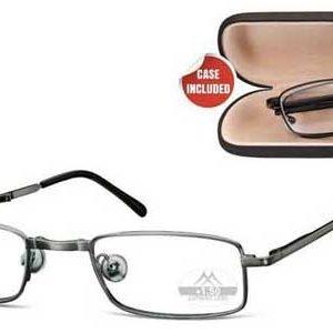 gafas de lectura plegables en metal