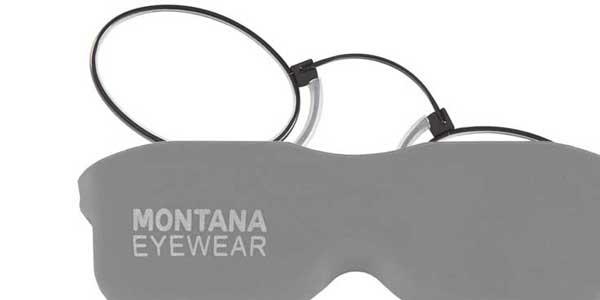 gafas de bolsillo sin patillas