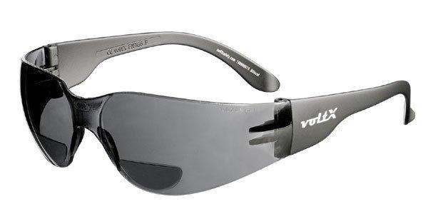 gafas bifocales ahumadas