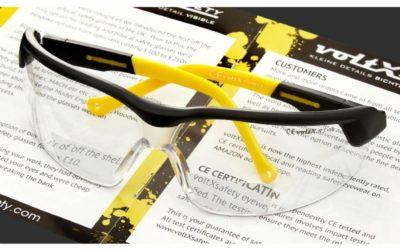 ¿Buscas unas gafas de seguridad pero que estén graduadas?