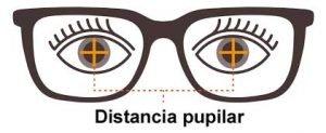 Como medir la distancia pupilar