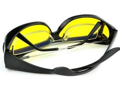 gafas especiales amarillas baja vision
