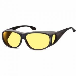 gafas polarizadas con filtro amarillo
