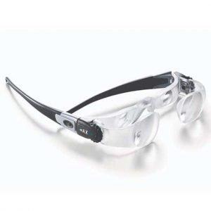 gafas especiales para ver television