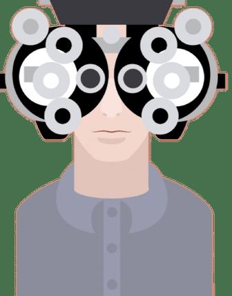Examen de la vista anual