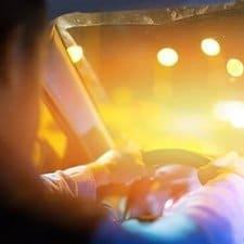 gafas especiales para conducir de noche