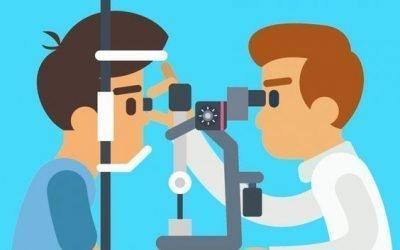 Examen de la vista es esencial
