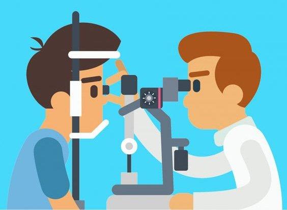 examen anual de la vista