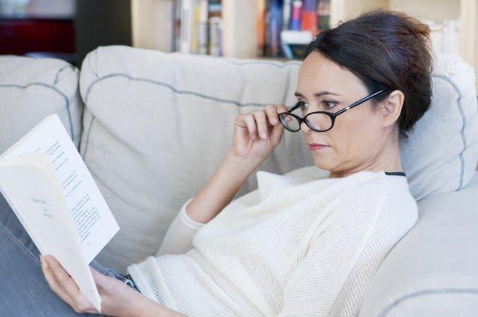 síntomas de la vista cansada