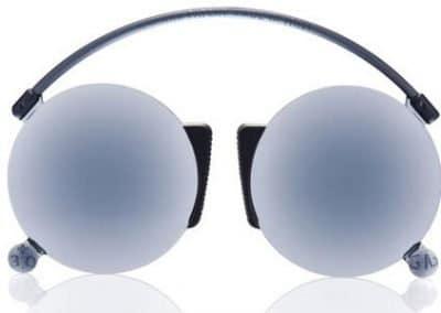 gafas sin patillas solares
