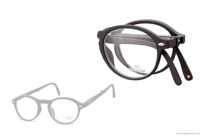 gafas redondas de lectura
