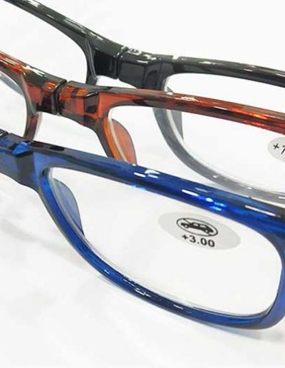 gafas graduadas con imán