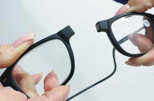 monturas de lentes con iman