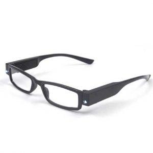 gafas con iluminación led