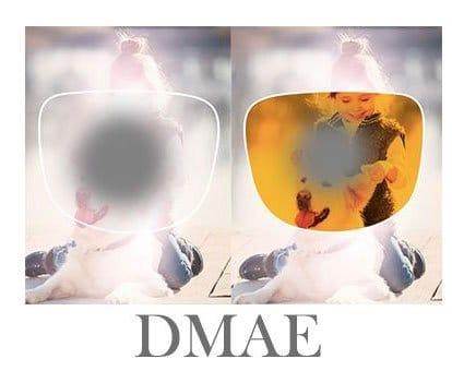 tinte especial para DMAE