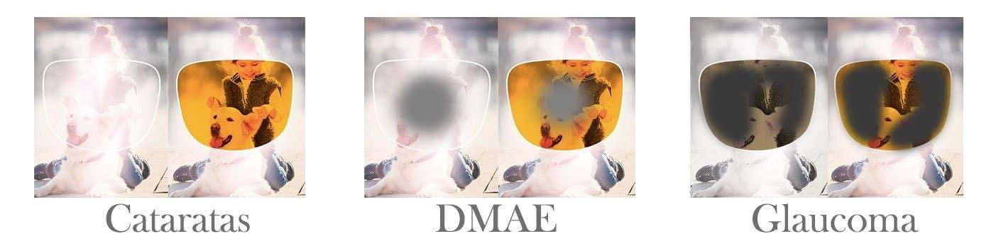 filtro para baja visión